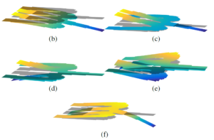 Arbitrary placement of AFM cantilever higher eigenmodes using structural optimization