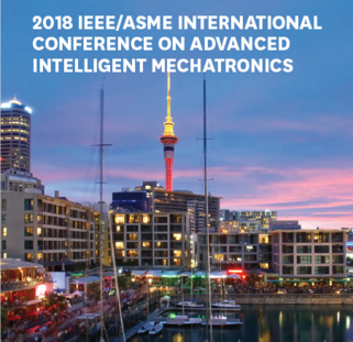 Best Student Paper Award Finalist at IEEE AIM 2018
