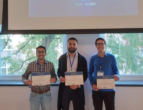 Second Place Award at IEEE ICCMA Conference in Delft, Netherlands.