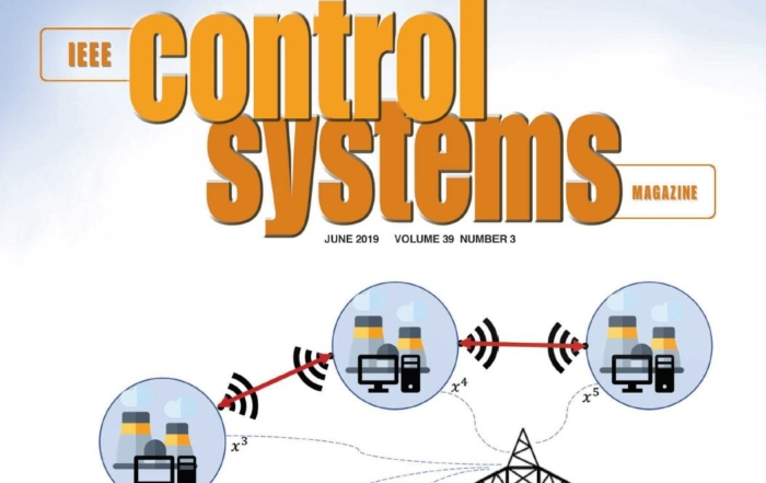 Interview in IEEE Control Systems Magazine